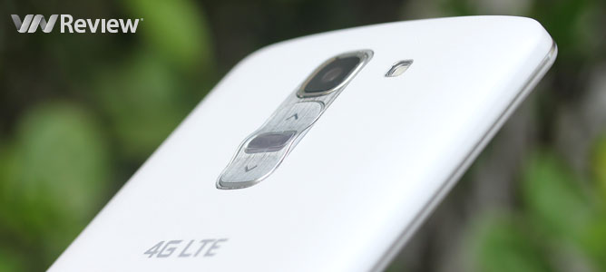Trên tay LG G Pro 2 chính hãng