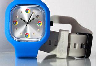 Google Chrome: không flash, chỉ để xem giờ