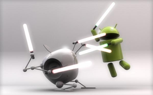 """Apple làm hòa với Google, tiếp tục """"đánh"""" Samsung"""