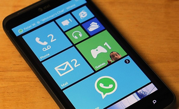 WhatsApp biến mất trên kho ứng dụng Windows Phone