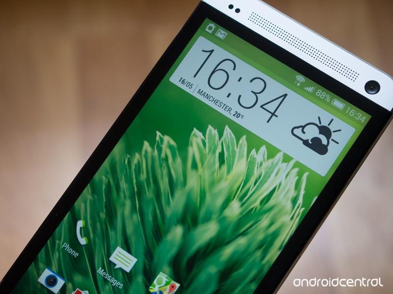 HTC One (M7) được cập nhật giao diện Sense 6