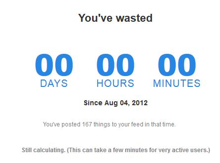 Trong tuần này, Facebook sẽ mừng sinh nhật 10 tuổi. Hãy cùng tính lượng thời gian bạn đã phí phạm vào mạng xã hội này.