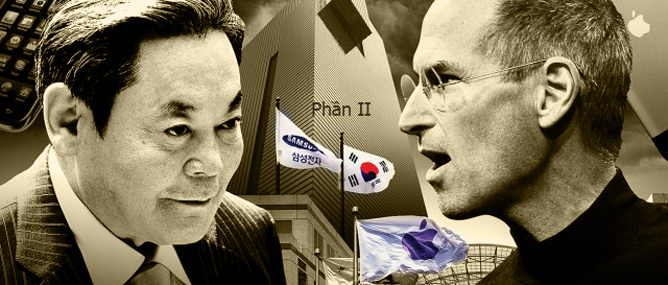 """Đại chiến Apple & Samsung - Phần 2: Những vết nhơ """"làm giá"""""""
