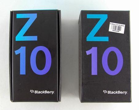 Phân biệt BlackBerry Z10 hàng dựng và chính hãng