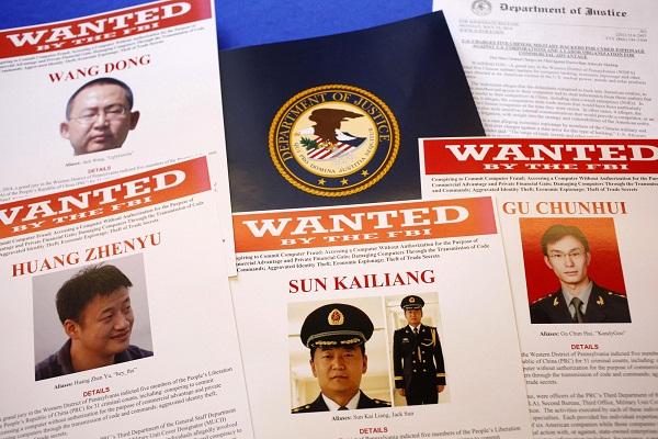 Đây là lần đầu tiên Mỹ đưa ra cáo buộc rằng các quan chức nước ngoài đã tham gia vào các hoạt động tình báo thương mại trái phép.