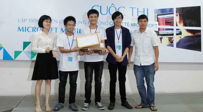 Mobile Hackathon miền Trung tìm ra người chiến thắng