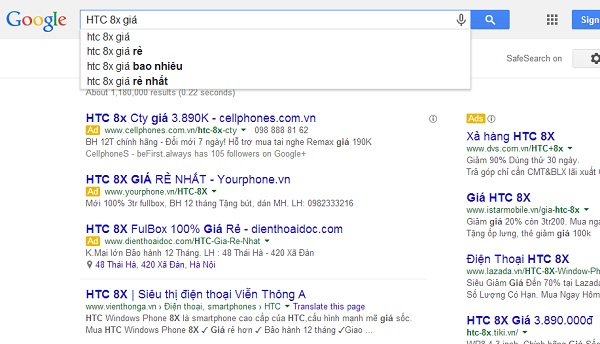 Rất nhiều người không biết rằng Google là công ty quảng cáo lớn nhất Internet, và rất nhiều người cũng không biết khi nào thì họ chủ động sinh lời cho Google.