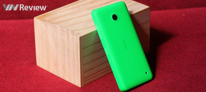 Đánh giá Nokia Lumia 630