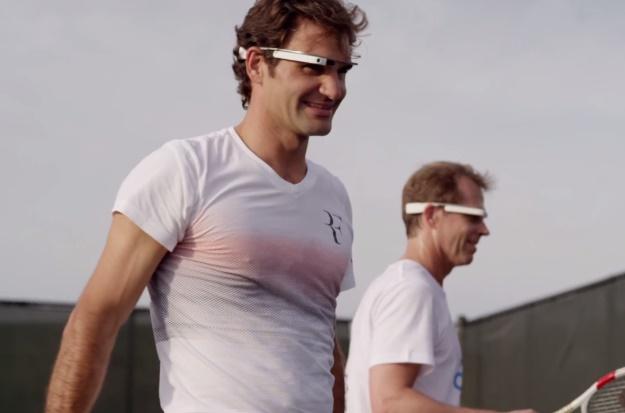 Chơi tennis hay như Roger Federer