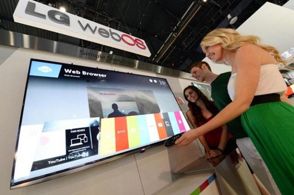 """Smart TV của LG sẽ """"xuẩn ngốc"""" nếu thiếu thông tin cá nhân?"""