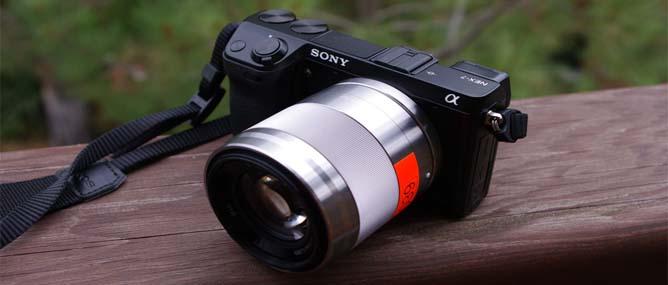 Đánh giá máy ảnh không gương lật Sony Alpha NEX-7