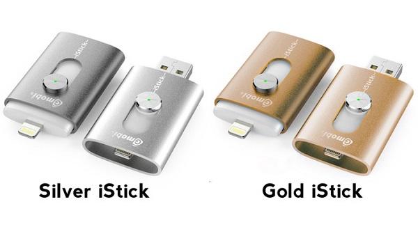 USB độc giúp tăng bộ nhớ cho iPhone, iPad