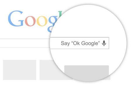 """Kích hoạt """"OK Google"""" trên Chrome cho máy tính"""