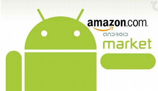Tải ứng dụng Android để... nhận tiền từ Amazon