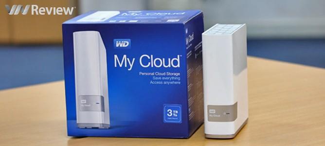Công bố bạn đọc trúng thưởng ổ cứng mạng WD My Cloud 3TB