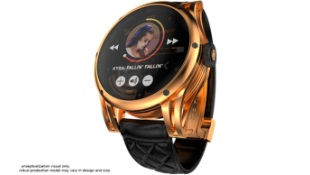 Lộ smartwatch hỗ trợ cả Android, iOS và Windows Phone