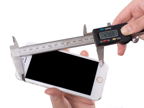Lộ ảnh iPhone 6 4.7 inch từ mọi góc độ