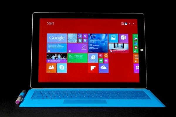 Khám phá chi tiết vi xử lý của Surface Pro 3