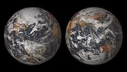 """NASA kỷ niệm Ngày trái đất bằng ảnh """"tự sướng"""" 3.2 Gigapixel"""