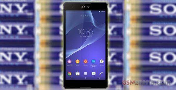 Đánh giá thời lượng pin Sony Xperia T2 Ultra