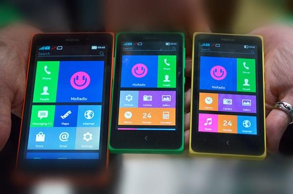 Nokia X2 chạy hai hệ điều hành, có cửa hàng Google Play