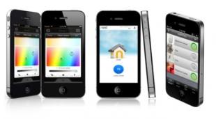 Apple gia nhập thị trường nhà thông minh qua iPhone và iPad