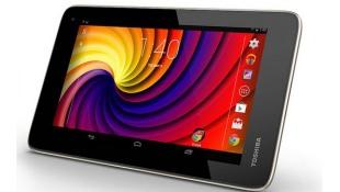 Toshiba ra 3 tablet giá rẻ mới, chạy Windows 8 và Android