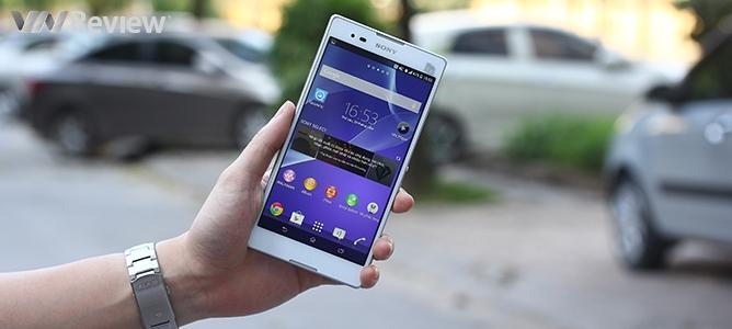 Đánh giá Sony Xperia T2 Ultra