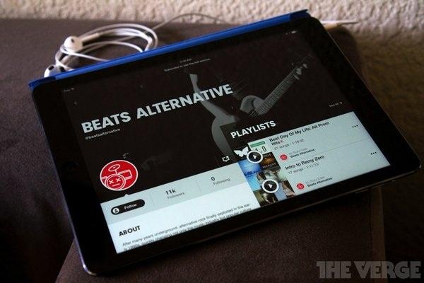 Beats Music giảm giá dịch vụ nhạc số