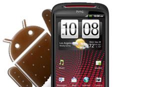 HTC Sensation và XE sẽ có Android 4.0 cuối tháng Ba