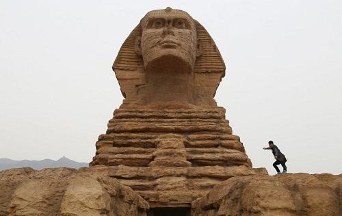 Những công trình nổi tiếng bị nhái không thương tiếc ở Trung Quốc