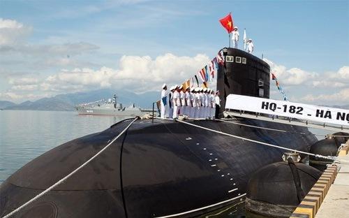Nga triển khai đóng tàu ngầm Kilo thứ 6 cho Việt Nam