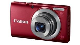 Canon tung ra 6 máy ảnh PowerShot dòng A