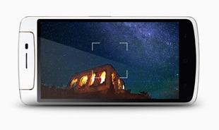 """Ra mắt Oppo N1 mini: màn hình 5 inch, camera xoay 13 """"chấm"""""""