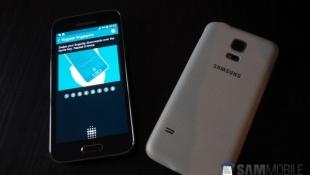 """Ảnh """"nóng"""" Galaxy S5 Mini"""