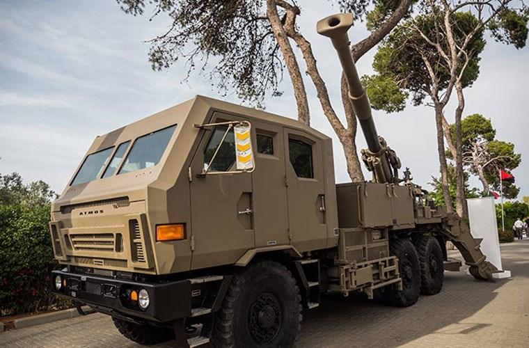 Chiêm ngưỡng dàn vũ khí Israel mà Việt Nam có thể mua