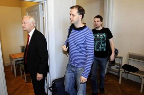 Người đồng sáng lập Pirate Bay bị bắt ở Thụy Điển