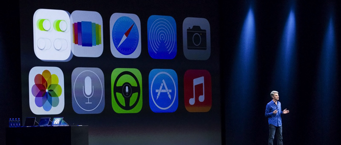 13 sản phẩm của Apple đáng chờ đợi tại WWDC 2014