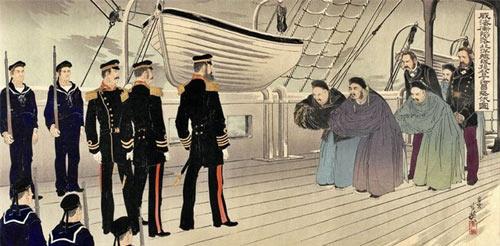 Kết cục thê thảm của hạm đội mạnh nhất Trung Quốc