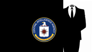 Anonymous hạ gục website CIA