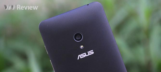 Trên tay Asus Zenfone 5 xách tay, bản RAM 1GB
