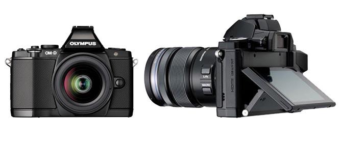 Thông tin chính thức của máy ảnh Olympus OM-D