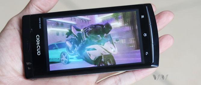 """Tuần sau vnReview sẽ """"mổ"""" Hkphone X8-3G"""