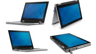 Dell trình làng 2 laptop biến hình giá rẻ tại Computex 2014
