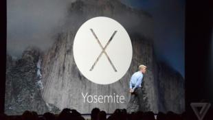 OS X 10.10 Yosemite chính thức ra mắt