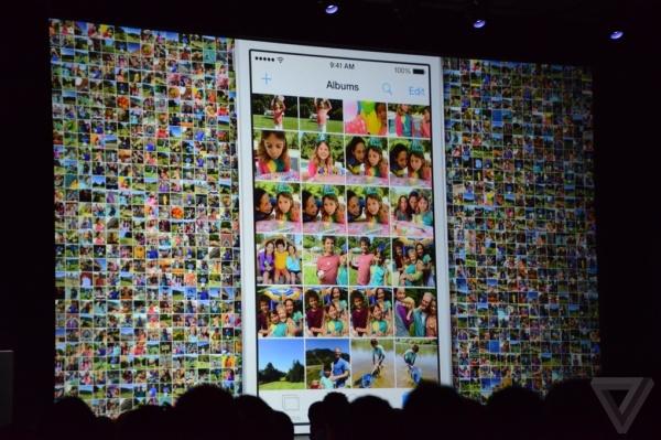 iOS 8 chính thức ra mắt với một loạt tính năng mới