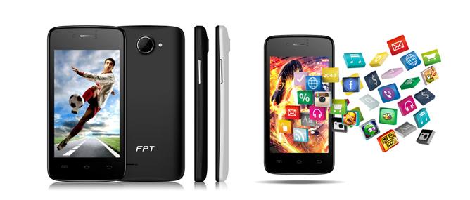 """Thấy gì qua việc FPT """"đẻ"""" sòn sòn smartphone?"""