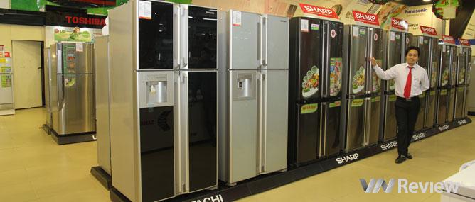 Hướng dẫn mua tủ lạnh
