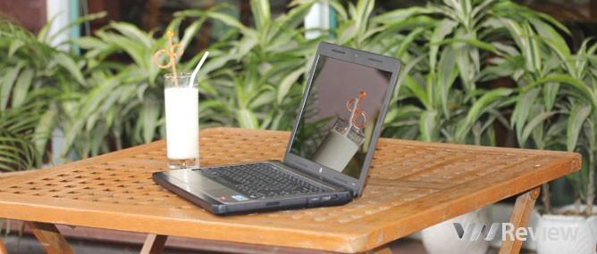 Đánh giá laptop HP  431