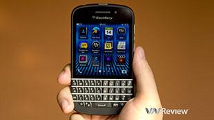 BlackBerry Q10 chính hãng giảm 4 triệu đồng tại Việt Nam